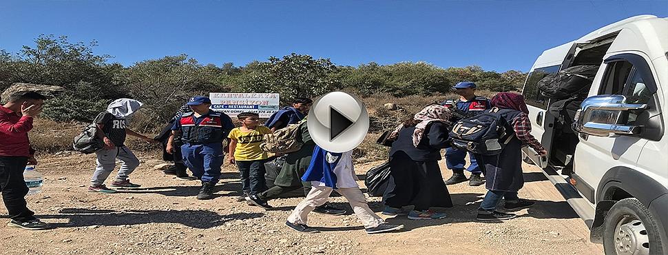 Çanakkale'de 17 kaçak yakalandı