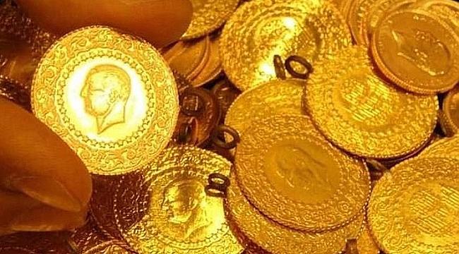Çeyrek altın 345 lira oldu!