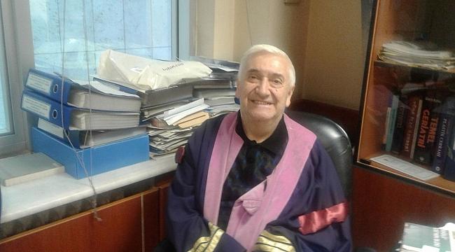 Ali Barutçu'ya örnek kıdemli vatandaş ödülü