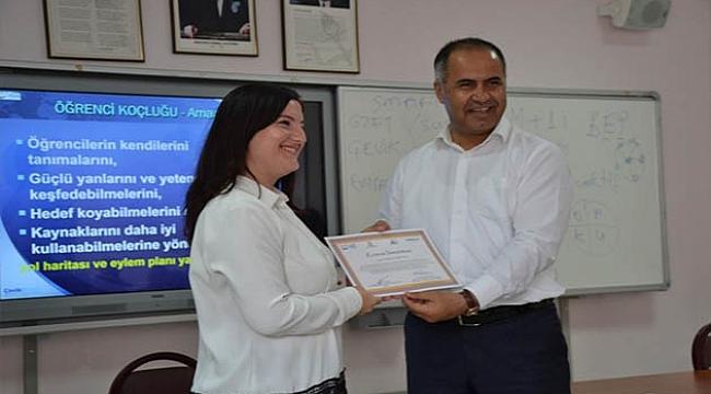 Biga'da öğretmenlere eğitim verildi