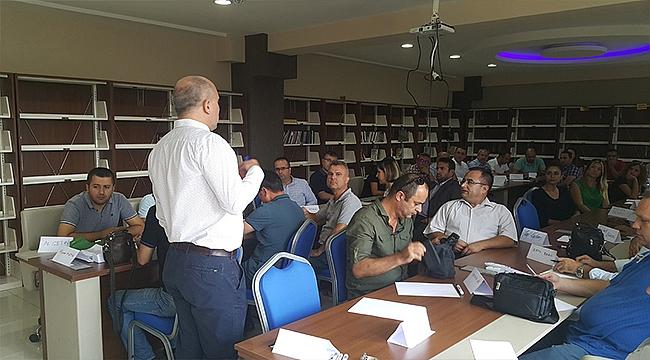 Biga'da Okullarda Çözüm Odaklı Yaklaşım ve Markalaşma Çalışmaları semineri