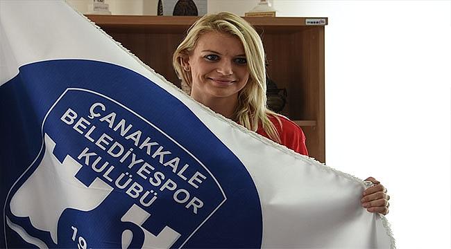 Çanakkale Belediyespor'dan transfer