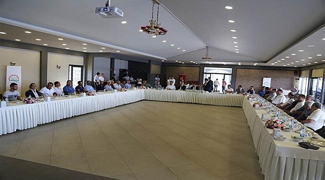 Su Ürünleri Kooperatifleri 2018 Yılı Değerlendirme Toplantısı Yapıldı
