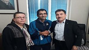 Arsay ailesinden teşekkür ziyareti