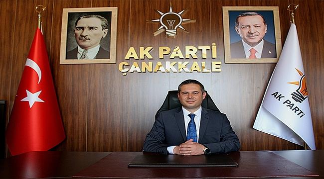 """Başkan Yıldız: """"CHP'nin yeni sloganı 'AK Parti yapar, Kılıçdaroğlu açar' olmuştur"""