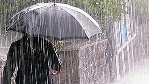 Çanakkale'ye yağmurlu günler