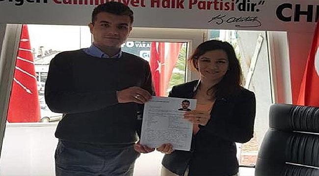 """Tarık Özkan; """"Türkiye'nin En Genç İl Genel Meclis Üyesi Olmaya Adayım"""""""