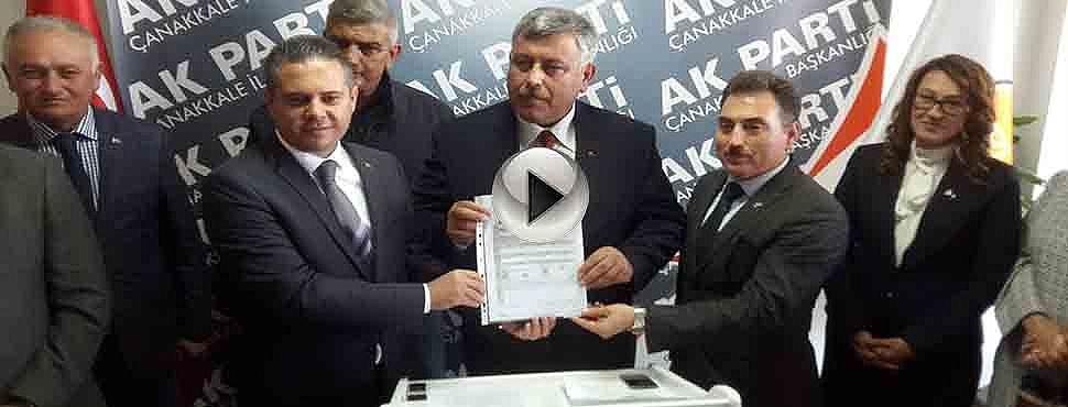 Ak Parti'de Ethem Hırçın aday adaylığını açıkladı