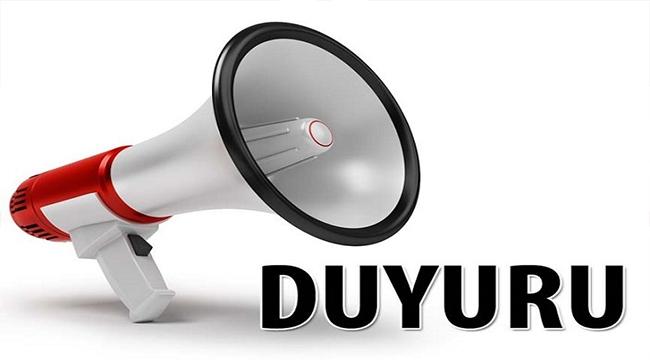 Duyuru…