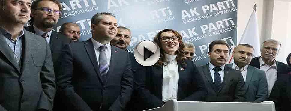 Yeşim Karadağ aday adaylığını açıkladı.