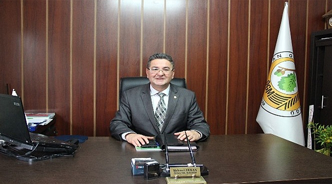 Çan Orman İşletme Müdürlüğüne Akkan atandı