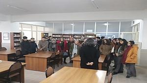 Çan Şehit Emin Aydın İmam Hatip Ortaokulundan Çan Meslek Yüksekokulu'na Ziyaret