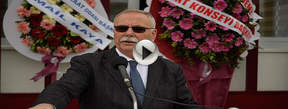 Çanakkale Belediyesi Yeni Yaş Sebze Ve Meyve Hali Açıldı