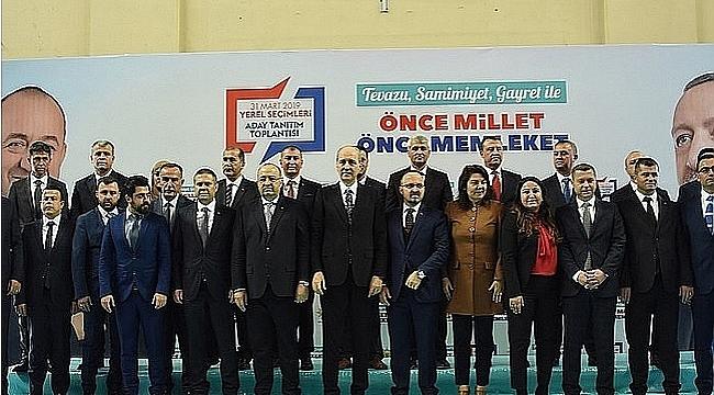 AK Parti İlçe adayları belli oldu!