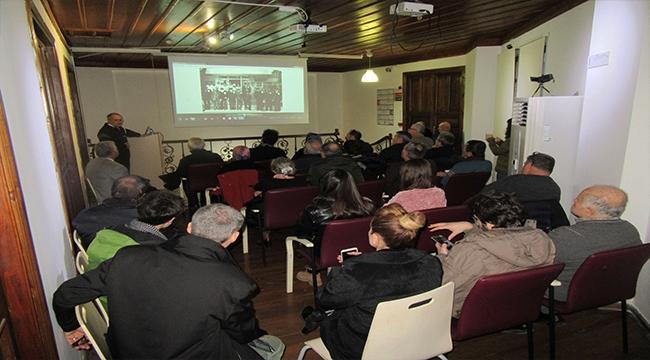 Mondros Mütarekesinin Çanakkale'de Uygulanışı Konuşuldu