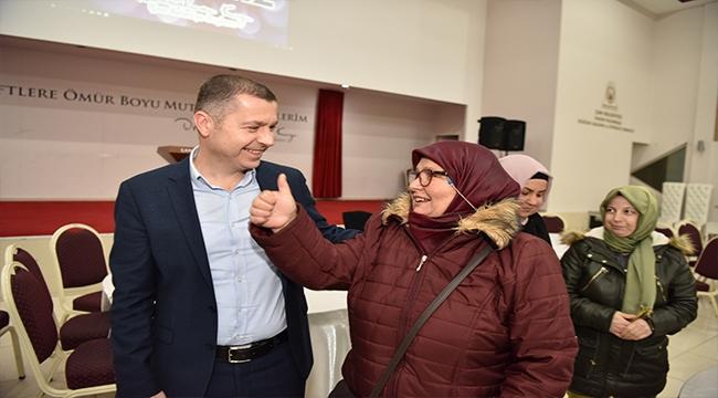 BAŞKAN KUZU'DAN GİRİŞİMCİ KADINLARA TAM DESTEK