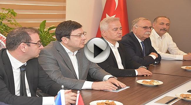 """""""BU İTTİFAKIN ADI KARDEŞLİK VE BARIŞ İTTİFAKIDIR"""""""