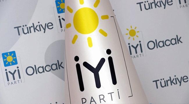İYİ PARTİ'DE İSTİFA DEPREMİ!