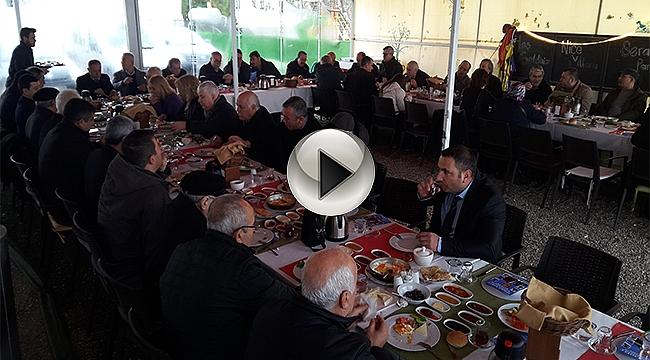 MEHMET SOYLU BARBAROS MAHALLESİ MUHTAR ADAYI