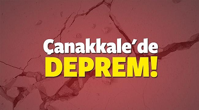 3 DAKİKA ARAYLA 2 DEPREM!