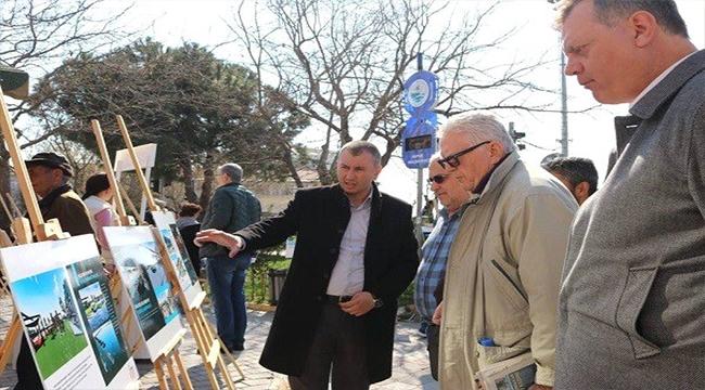 ALTINOK'UN KEPEZ PROJELERİ SERGİLENMEYE BAŞLADI