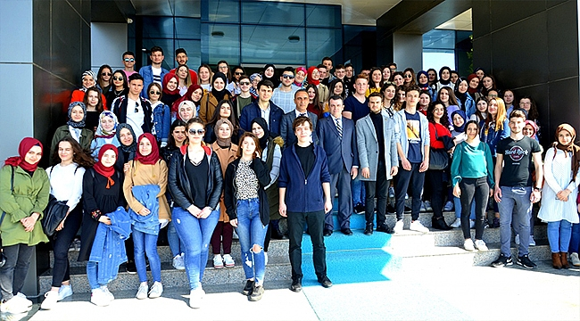 BATI TRAKYA'DAN ÇOMÜ'YE İLGİ ARTIYOR