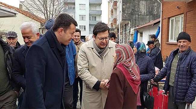 """CHP'Lİ ERKEK: """"ECEABAT KARARINI VERMİŞ"""""""