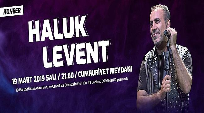 HALUK LEVENT KONSERİNE DAVETLİSİNİZ
