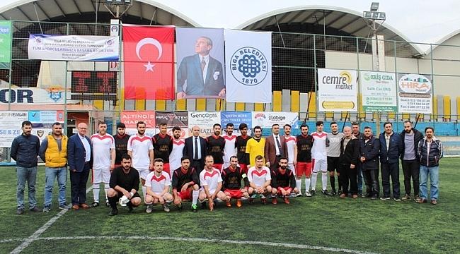 2019 BAHAR KUPASI BAŞLADI