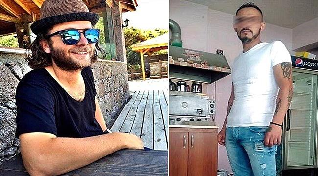 ÇANAKKALE'DE CİNAYET ZANLISI YAKALANDI!