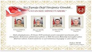 IRAK SINIRINDAN ACI HABER GELDİ!