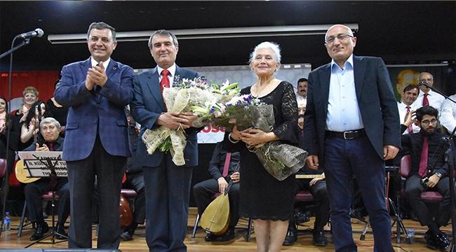 """""""TÜRK HALK MÜZİĞİ'NİN İLK KONSERİ"""""""
