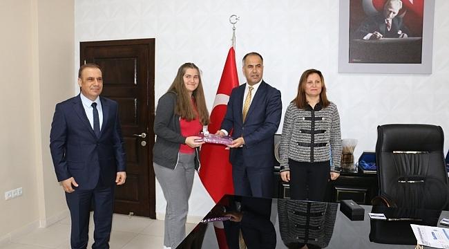 TÜRKİYE 3.SÜ BİGA'DAN