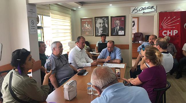 BİGA BELEDİYESİ'NDEKİ MOBBİNG'E CHP'DEN SERT TEPKİ