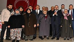 BÜLENT TURAN'DAN 'İNTEPE TOPLU KONUT PROJESİ' AÇIKLAMASI