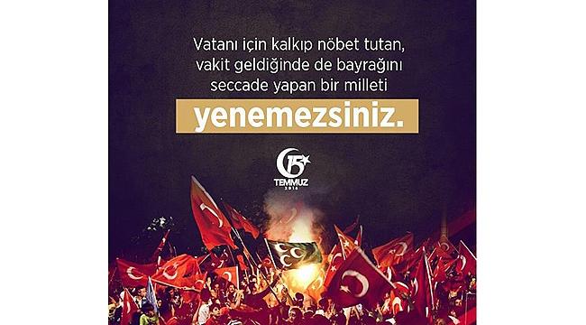 """""""İNANMIŞ BİR İNSANDAN DAHA GÜÇLÜ BİR SİLAH YOKTUR"""""""