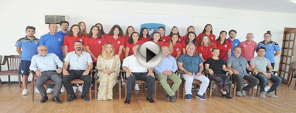 ÇANAKKALE BELEDİYESPOR'DA SÖZLEŞMELER İMZALANDI