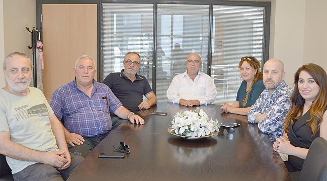 ÇAGAYDER'DEN BORSA'YA ZİYARET
