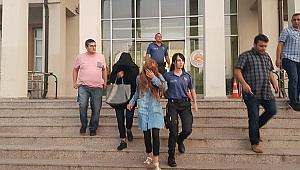 POLİSİN DİKKATİNDEN KAÇAMAYAN SUÇ MAKİNALARI BİGA'DA YAKALANDI!