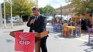 ÇAN'DA CHP'NİN KURULUŞUNUN 96. YILDÖNÜMÜ KUTLANDI