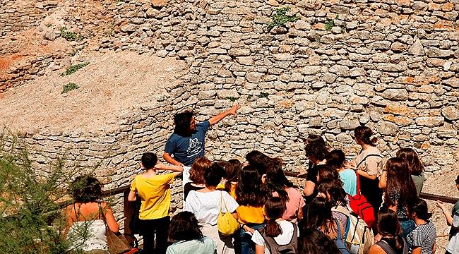 OPET ARKEO-KÖY TEVFİKİYE SANAT GÜNLERİ'NİN DÖRDÜNCÜSÜNE EV SAHİPLİĞİ YAPTI