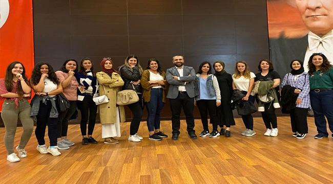 ANNE-BABA OKULU ÇANAKKALE'DE START VERDİ