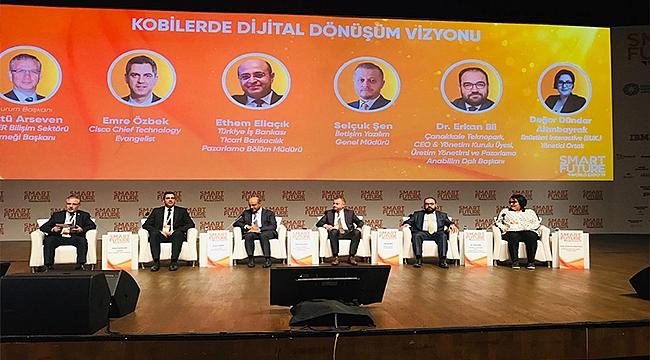 ÇANAKKALE TEKNOPARK, SMART FUTURE WORLD EXPO 2019'A KATILDI