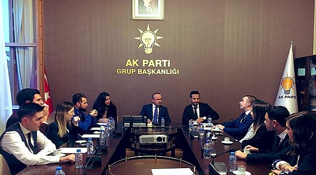 """""""GENÇLER HEP ÖNCELİĞİMİZ"""""""
