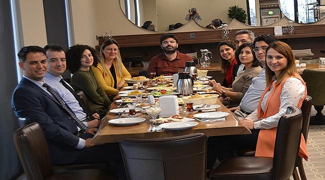 ''İK 17 PLATFORMU''3. TOPLANTISI İÇİN BİR ARAYA GELDİ