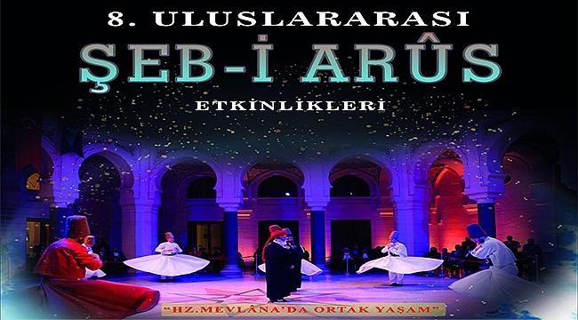"""""""8. ŞEB-İ ARÛS TÖRENLERİ ÇANAKKALE'DE BAŞLIYOR"""""""