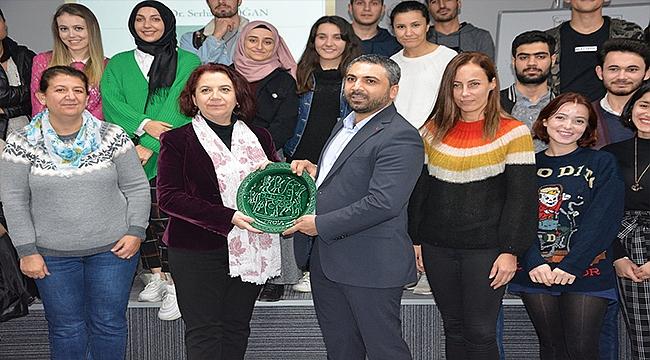 ÇTSO ANNE-BABA OKULU EĞİTİMLERİ ÇOMÜ EĞİTİM FAKÜLTESİNDE