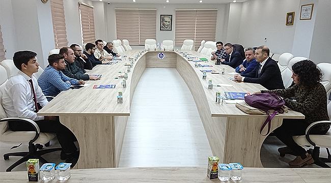 GMKA'DAN BİGA TSO ÜYELERİNE DEVLET DESTEKLERİ SEMİNERİ