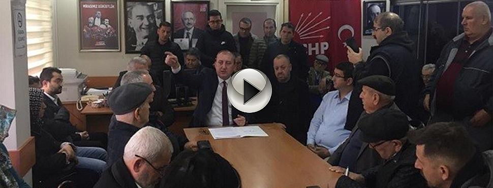 İSMAİL IŞIK BASIN TOPLANTISINDA MERAK EDİLENLERİ AÇIKLADI