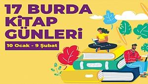 17 BURDA'DA KİTAP GÜNLERİ BAŞLADI